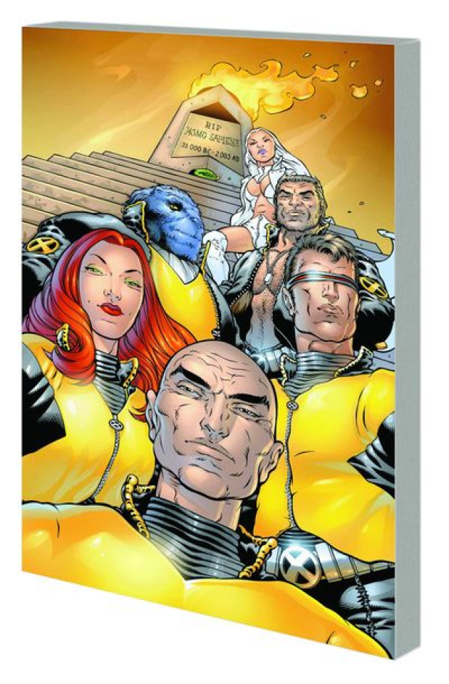 New X-Men Book 1