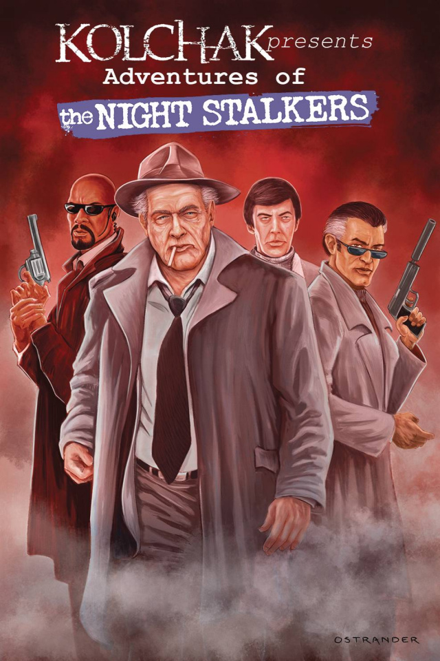 Adventures of the Night Stalkers