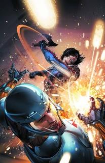 X-O Manowar #15 (Crain Cover)