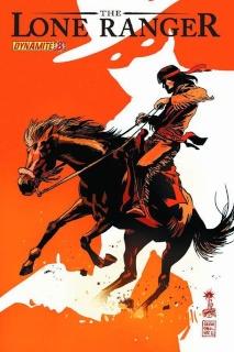 The Lone Ranger #8