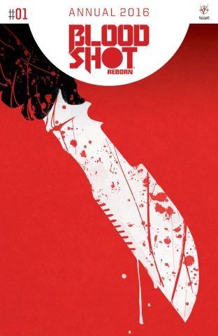 Bloodshot: Reborn Annual 2016 #1 (Kano Cover)