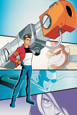 Cartoon Network 2 in 1: Ben 10 Alien/Generator Rex