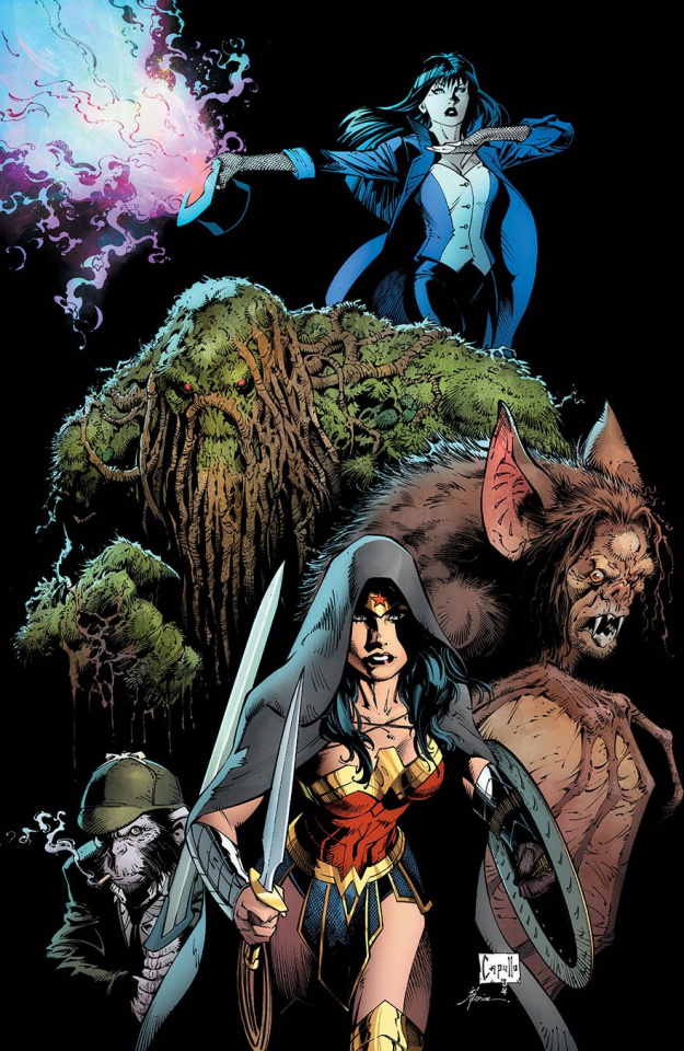 Justice League Dark #1 (Variant Cover)