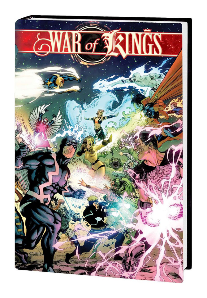 War of Kings: Inhumans / X-Men (Omnibus)