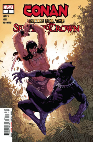 Conan: Battle for the Serpent Crown #3