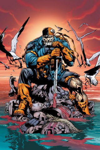 Flashpoint: Deathstroke and the Curse of the Ravager #3