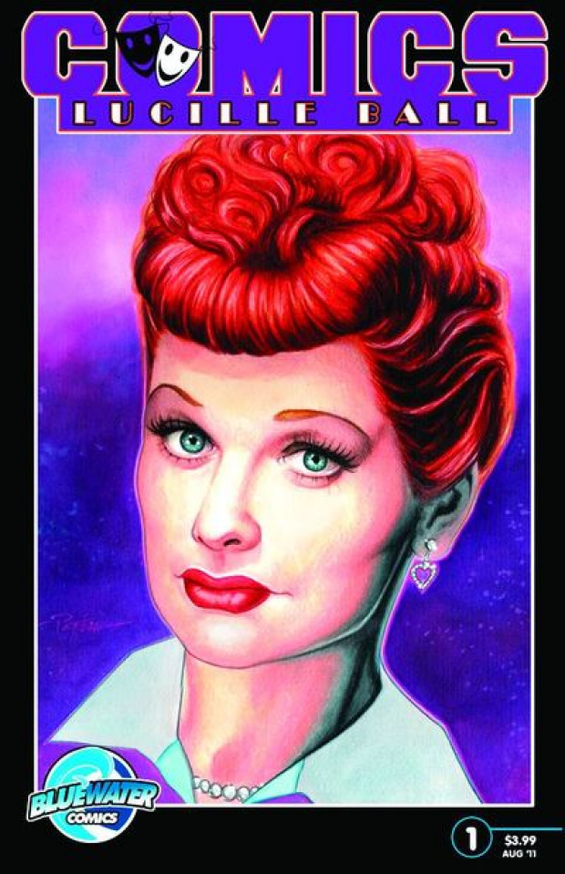 Comics: Lucille Ball