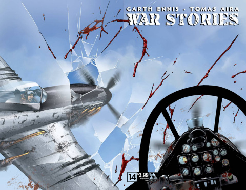War Stories #14 (Wrap Cover)