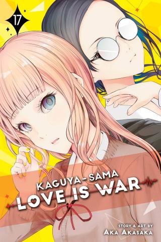 Kaguya-Sama: Love Is War Vol. 17