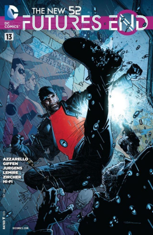 The New 52: Future's End #13
