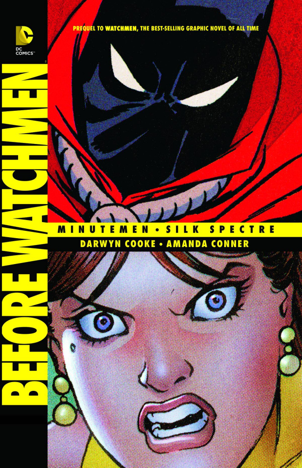 Before Watchmen: The Minutemen & Silk Spectre