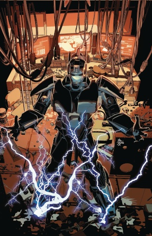 Invincible Iron Man #9