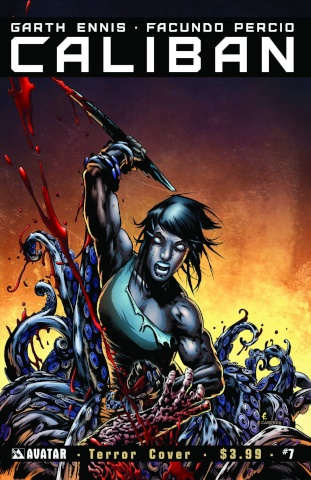 Caliban #7 (Terror Cover)