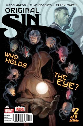 Original Sin #2 (2nd Printing)