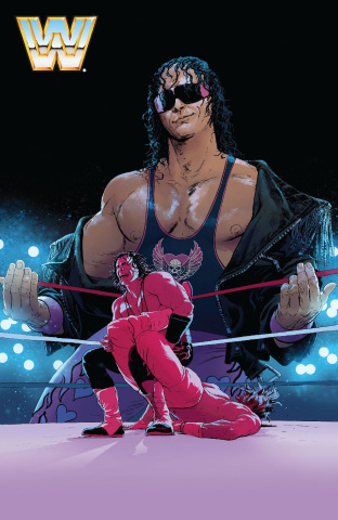 WWE #2 (50 Copy Sammelin Cover)