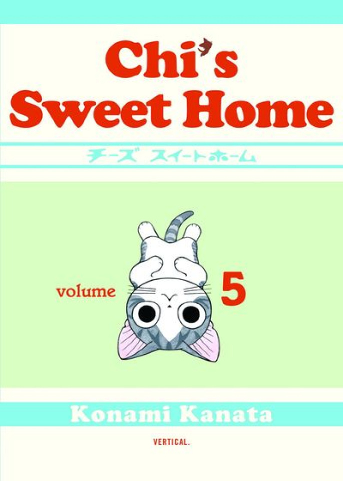 Chi's Sweet Home Vol. 5