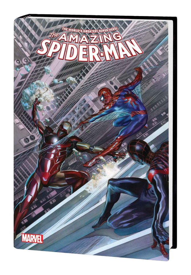The Amazing Spider-Man: Worldwide Vol. 3