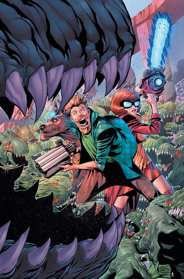 Scooby: Apocalypse #31 (Variant Cover)