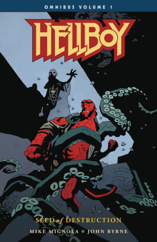Hellboy Vol. 1: Seed of Destruction (Omnibus)