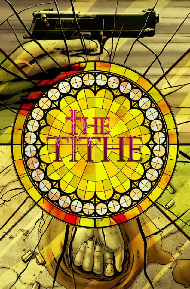 The Tithe #3 (Ekedal Cover)