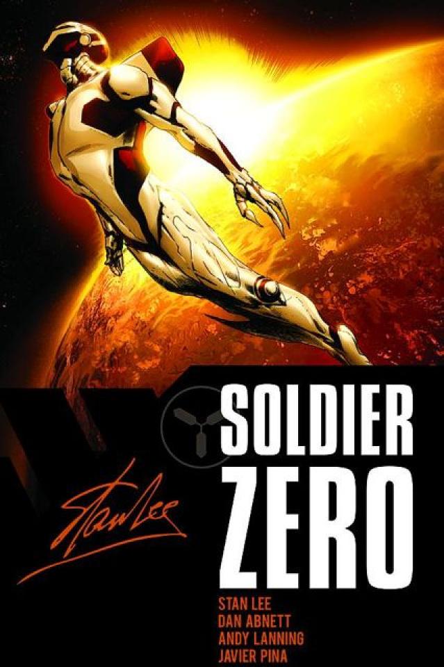 Stan Lee's Soldier Zero Vol. 2