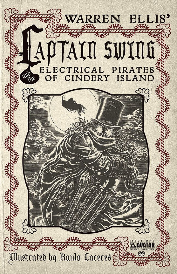 Captain Swing #1 (Penny Dreadful Cover)