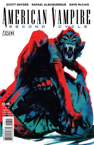 American Vampire: Second Cycle #7