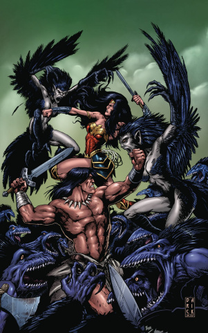 Wonder Woman / Conan #6