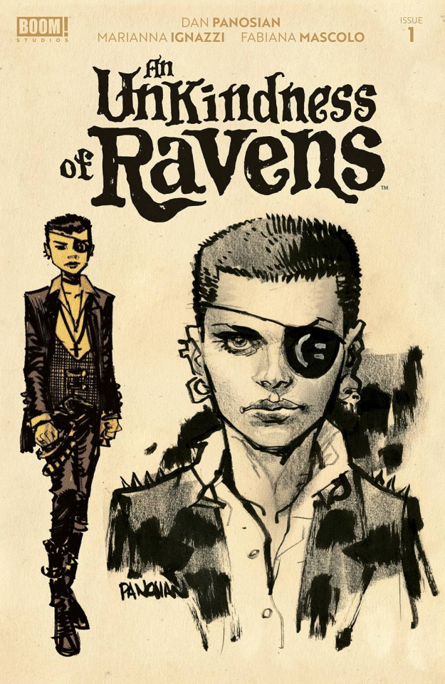 The Unkindness of Ravens #1 (2nd Printing)