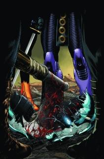 X-O Manowar #19 (Sepulveda Cover)