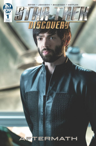 Star Trek Discovery: Aftermath #1 (10 Copy Photo Cover)