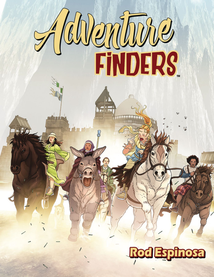 Adventure Finders Vol. 1