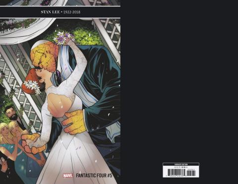 Fantastic Four #5 (Torque Cover)