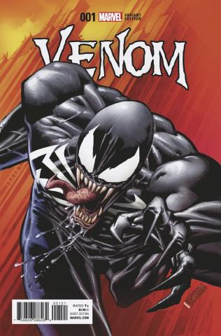 Venom #1 (Leonardi Cover)