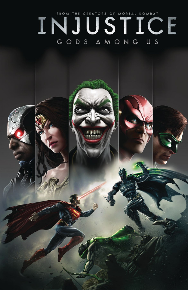 Injustice: Gods Among Us, Year One Book 1 (Deluxe Edition)
