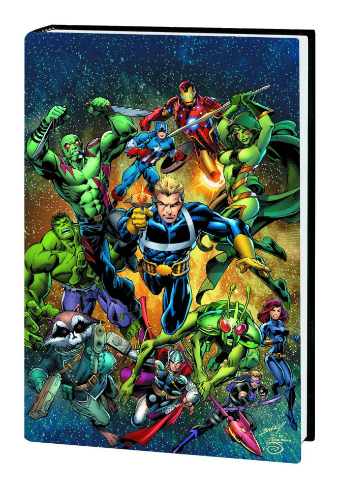 Avengers Assemble by Bendis