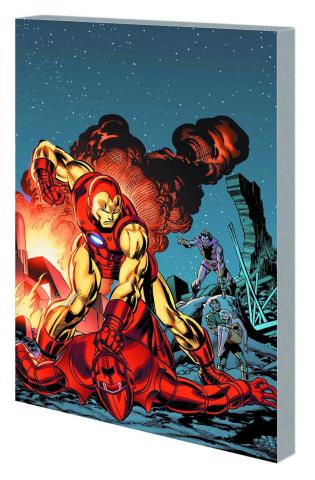 Essential Iron Man Vol. 5