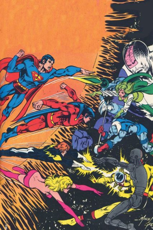 The Legion of Super Heroes Archives Vol. 13