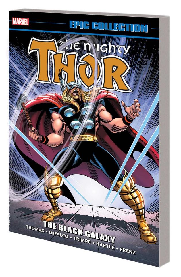 Thor: The Black Galaxy Saga (Epic Collection)