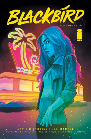 Blackbird #1 (Staples Cover)