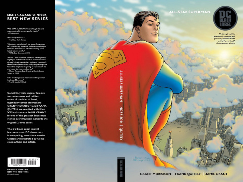 All-Star Superman (Black Label)