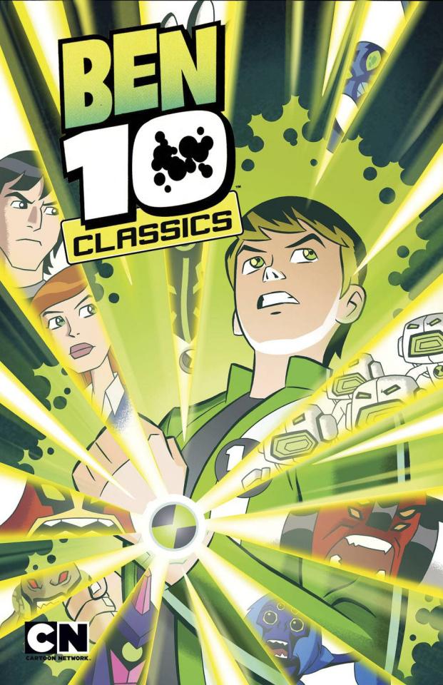 Ben 10 Classics Vol. 2: It's Ben a Pleasure