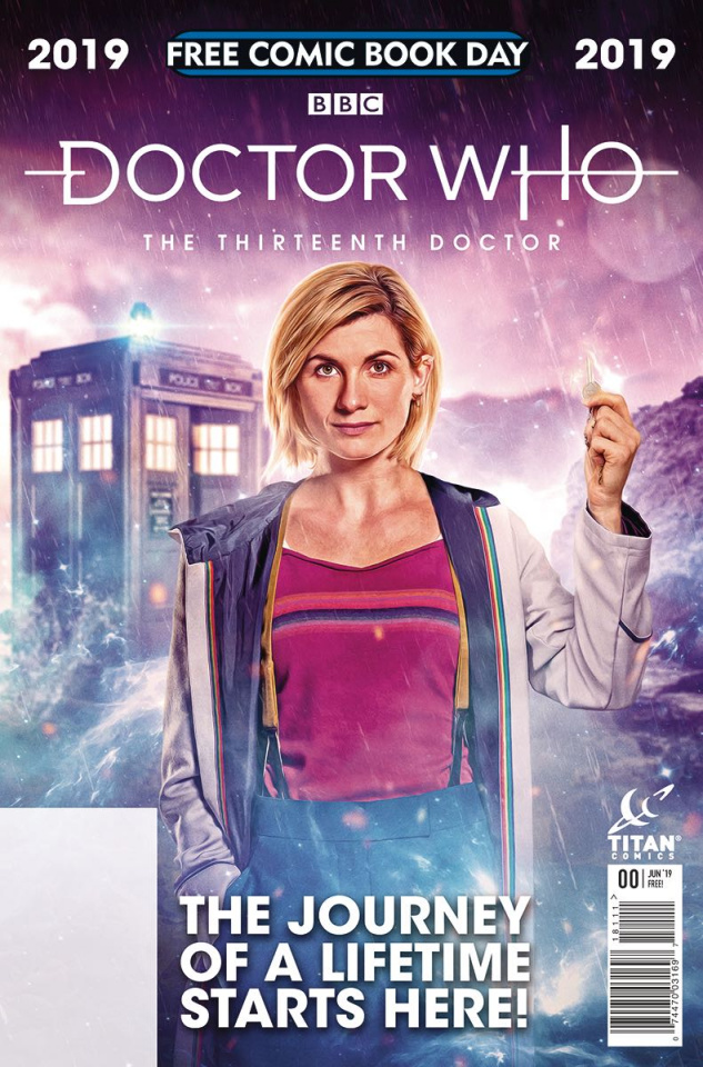 Doctor Who: The Thirteenth Doctor FCBD 2019