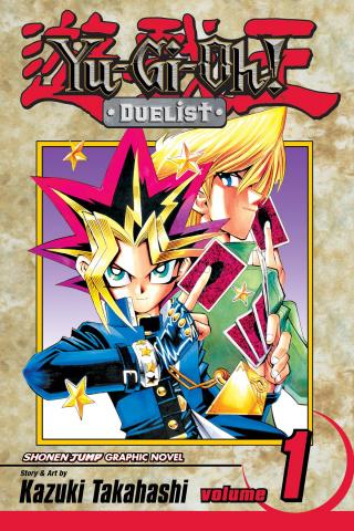 Yu-Gi-Oh! Duelist Vol. 1