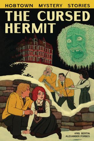 The Cursed Hermit
