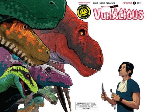 Voracious #1 (Muhr Cover)