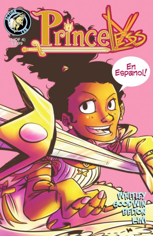 Princeless #1 (Spanish Edition)