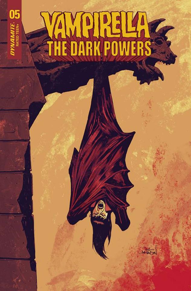 Vampirella: The Dark Powers #5 (Davidson Cover)