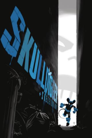 Skulldigger + Skeleton Boy #4 (Zonjic Cover)