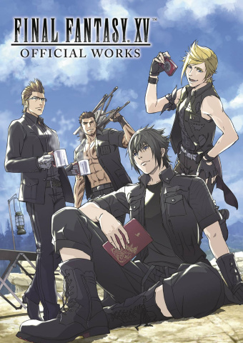Final Fantasy XV: Official Works